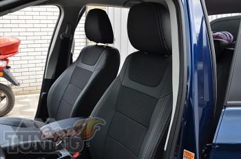 Чехлы для авто Suzuki Vitara 4 (чехлы в салон Сузуки Витара 4)