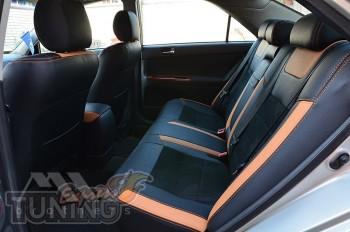 купить Чехлы Тойота Камри 30 (авточехлы на сидения Toyota Camry