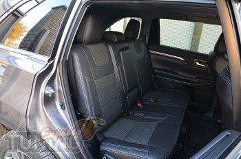 Чехлы Toyota Highlander 3