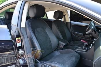 Чехлы в свлон Volkswagen Passat CC (авточехлы на сиденья Фольксв