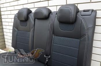 авточехлы Citroen C4 DS4