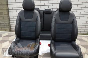 заказать Чехлы Ситроен С4 ДС4 (авточехлы на сиденья Citroen C4 D