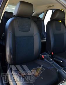 купить Чехлы Ford Focus 2 (авточехлы на сидения Форд Фокус 2)
