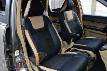 Чехлы Honda CR-V 3 (авточехлы на сидения Хонда СРВ 3)
