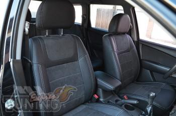 Чехлы Mitsubishi Outlander 1