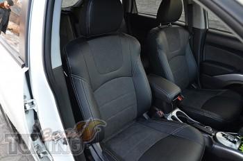 Чехлы Mitsubishi Outlander XL (авточехлы на сидения Митсубиси Ау