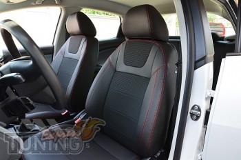 Чехлы Seat Ibiza 4 (авточехлы на сидения Сеат Ибица 4)