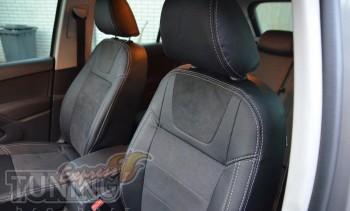 заказать Чехлы Volkswagen Tiguan MW Brothers