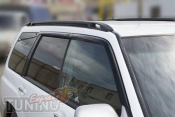 Ветровики Субару Форестер 1 (дефлекторы окон Subaru Forester 1)