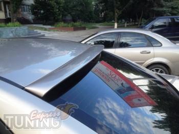 спойлер на заднее стекло Hyundai Sonata 5 NF