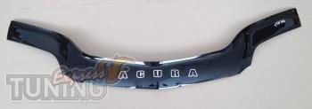 Дефлектор капота Акура Мдх (мухобойка Acura Mdx 1 2001-2006 Vip