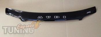 Дефлектор капота Audi A6 C4 (мухобойка на капот Ауди А6 С4 1994-