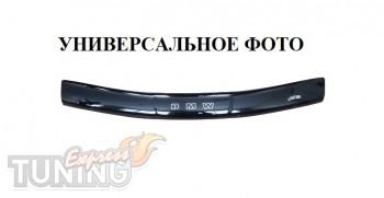 Дефлектор капота БМВ 1 Е81 (мухобойка на капот BMW 1 E81)