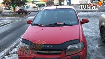 Мухобойка Chevrolet Aveo T200