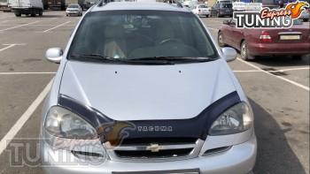 мухобойка на капот Chevrolet Tacuma