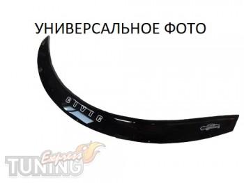 Дефлектор капота Хонда Цивик 9 седан (мухобойка на капот Honda C