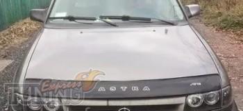 Дефлектор капота для Opel Astra F оригинал