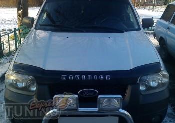 Дефлектор капота Ford Maverick оригинал Vip Tuning