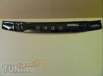 Дефлектор капота Грейт Вол Дир G3 (мухобойка на капот Great Wall