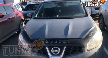 Мухобойка Nissan Qashqai 1 рестайл