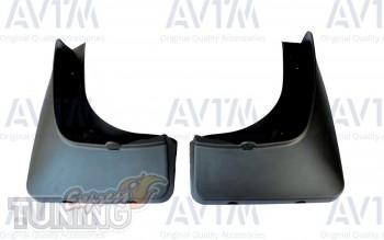 Задние брызговики bmw X5 E70 из резинопластика