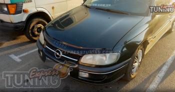 Дефлектор капота Opel Omega B VIP Tuning