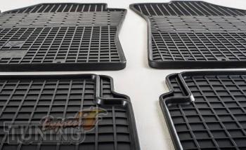 Модельные грязезащитные коврики на Дэу Матиз (фото ExpressTuning