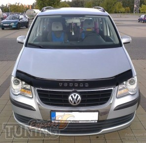 Мухобойка на капат Volkswagen Touran 1 (рестайлинг)