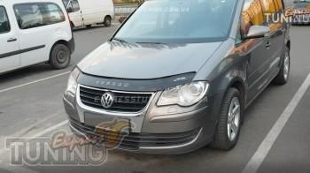 Дефлектор капота Volkswagen Touran 1 (рестайлинг)