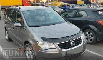 Спойлер на капат Volkswagen Touran 1 (рестайлинг)