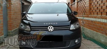 Мухобойка для Volkswagen Touaran 2010-2015