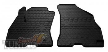 Комплект передних ковриков на Фиат Добло 2 поколения