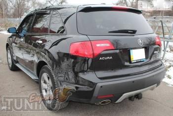 Комплект обвеса на бампера Acura Mdx (тюнинг обвес Аура Mdx)