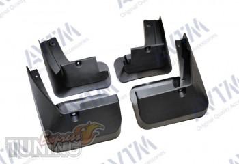 Купить брызговики на Subaru Forester 4 SJ для рестайлинговых вер