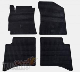 Резиновые коврики Gelly Mk 2 (фото ковриков на Джили Мк 1)