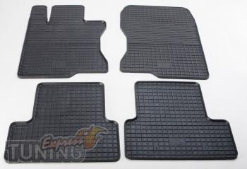 Купить резиновые коврики Хонда Аккорд 8 (коврики в салон Honda A