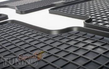 Модельные коврики на Хонду Аккорд 8 (фото ЭкспрессТюнинг)