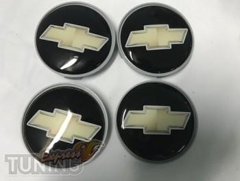 Купить колпачки в диски Chevrolet оригинал 4шт