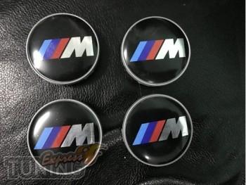 Купить колпачки в литые диски BMW оригинал M-Power
