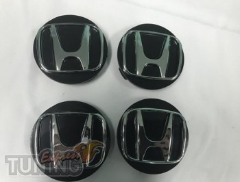 Оригинальные заглушки колпачки в диски Хонда 55мм