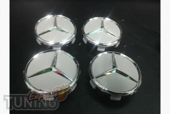 Купить колпачки в оригинальные диски Mercedes Киев