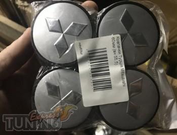 Купить оригинальные заглушки в диски Митсубиси производства Турц