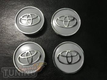 Купить оригинальные колпачки в титановые диски Toyota
