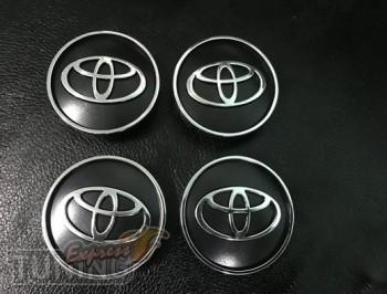 Оригинальные съемные заглушки титановых дисков Тойота