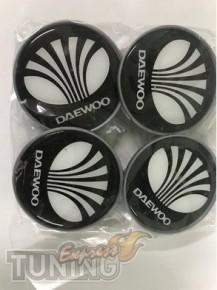 Купить фирменные заглушки в титановые диски Дэу на любые модели