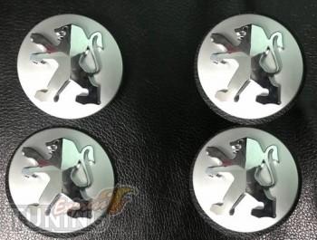 Купить колпачки в диски Пежо в оригинальной размерности