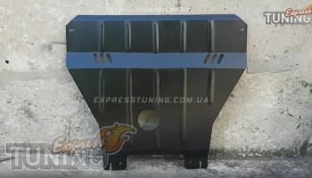 Защита двигателя Шевроле Авео Т250