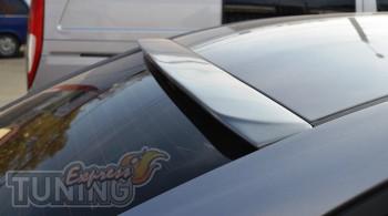 Спойлер на стекло Hyundai Elantra 4 (HD)