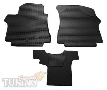 Резиновые коврики Хендай Н1 второго поколения Stingray